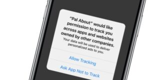 App Store Apps Need to Ask Permission to Track You