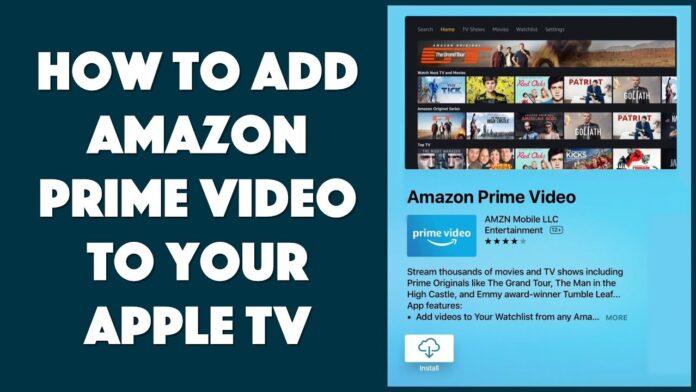 add-amazon-prime-to-apple-tv-app