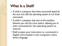 definition-of-shell-in-linux