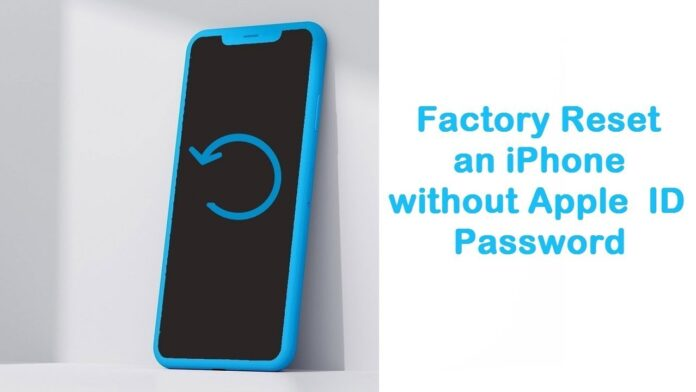 how-to-factory-reset-iphone-without-password