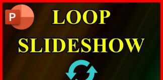 how-to-loop-powerpoint