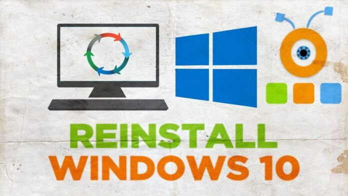 how-to-reinstall-windows-10