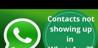no-whatsapp-contacts-issue