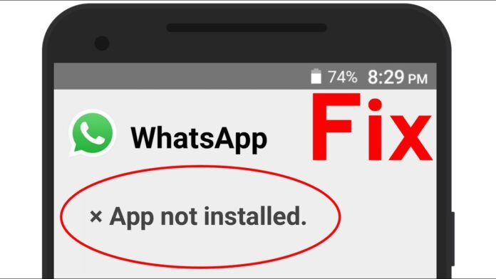 whatsapp-app-not-installed-error