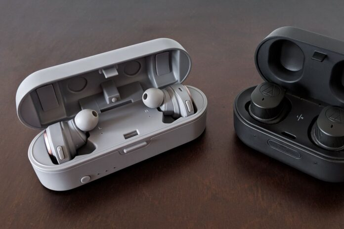 Audio Technica Wireless Earbuds Review