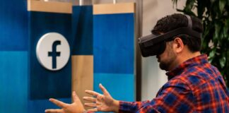 Facebook Now Has 10,000 People Working on AR/VR Devices