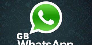 GB Whatsapp an unexpected Error