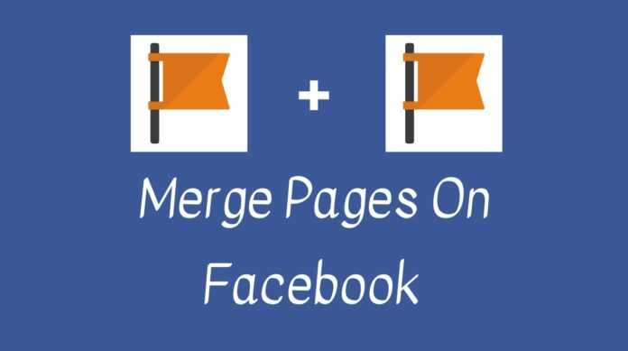 Merge Facebook Pages