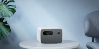 The Xiaomi Mi Smart Projector 2 Has Android TV and a Tiny Form Factor