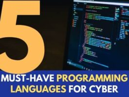 Programming Languages For Cyber Security