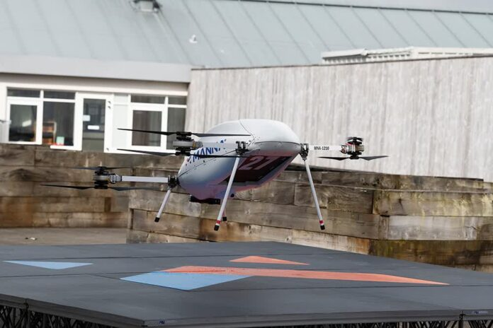 Samsung Using Drones for Delivering Galaxy Devices in Ireland