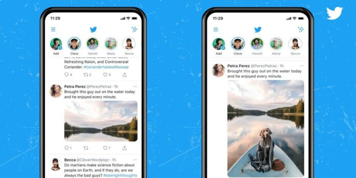 Twitter Is Testing Larger Image Previews and 4K Photos