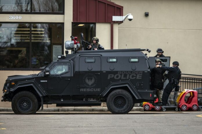 YouTube Won't Remove a Live Stream of Boulder Shooting