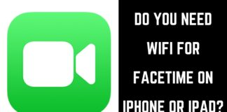 does-facetime-require-wifi