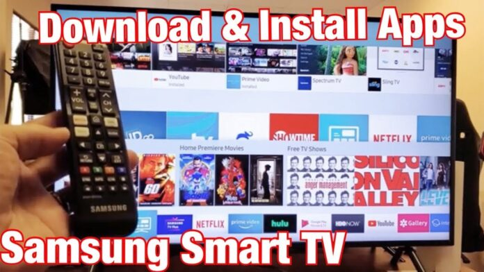 How to Download Apps on Your Samsung Smart TV