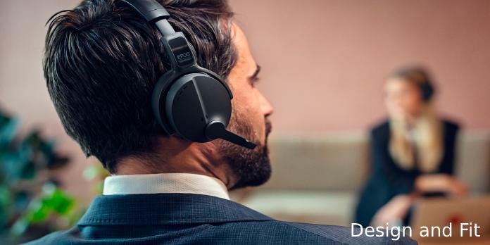 Epos Adapt 560 Wireless Headphones Review