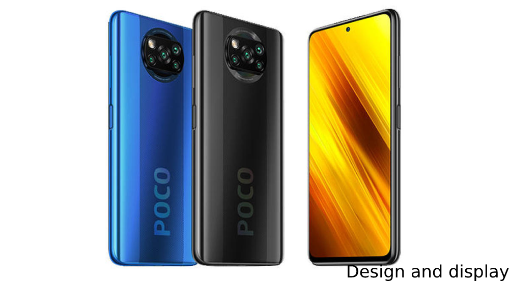 POCO X3 Pro Review : Design, Display and Specifications