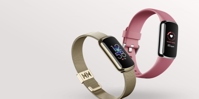 Fitbit Launches the Fashionable Fitbit Luxe Fitness Tracker