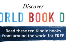 Amazon Is Giving Away 10 Free Kindle Books for World Book Day