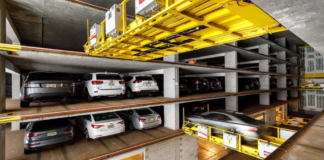 Automated Parking Garage Cost