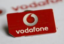Vodafone message error 38