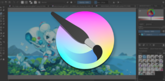 Krita Is Now Available on the Epic Games Store