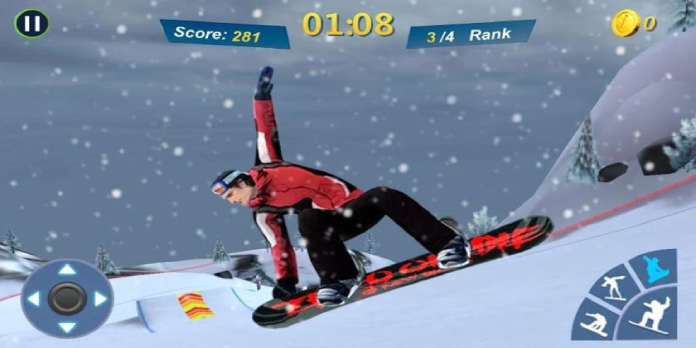 Download Snowboard Master 3D for Android