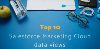 Marketing Cloud Data Views