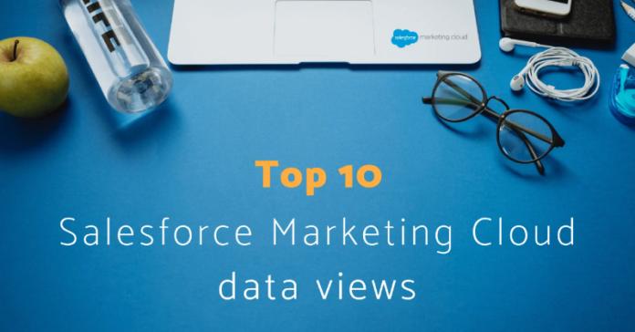 Marketing Cloud Data Views