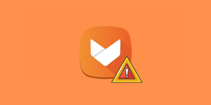 Aptoide Error App Not Installed