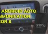 Android Auto Communication Error 8