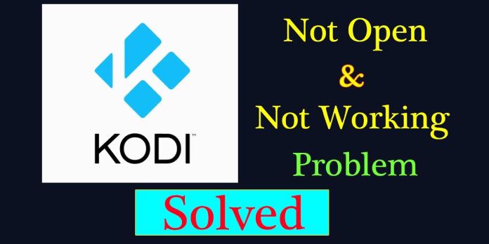 Kodi App Not Installed Error