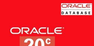 Oracle 20c