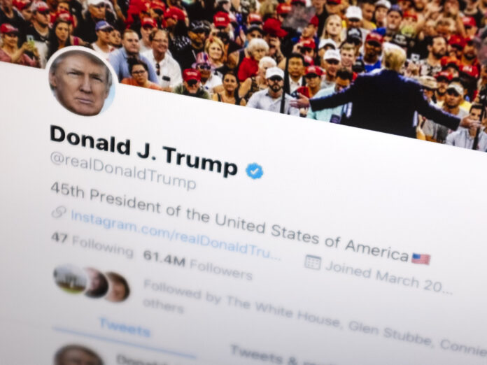 Twitter Doesn't Want Donald Trump's Old Tweets Archived