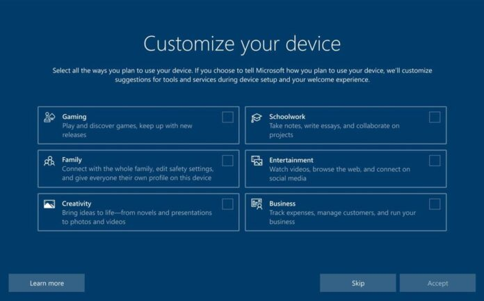 Windows 10 Is Getting More Customization Options