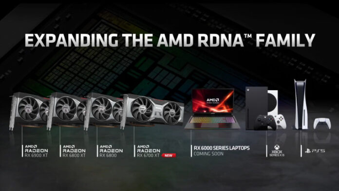 All-new AMD Beige Goby surfaces, Navi 24 laptop GPUs forthcoming?