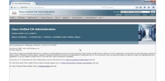 Cisco Unified Cm Login
