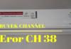 ch 38 error