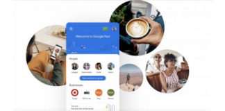 Old Google Pay, website will not work anymore May 10 onwards