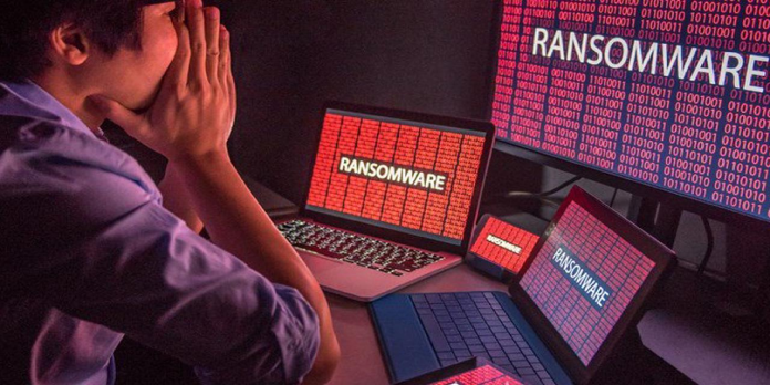 Ransomware: Survive by Outrunning the Guy Next to You