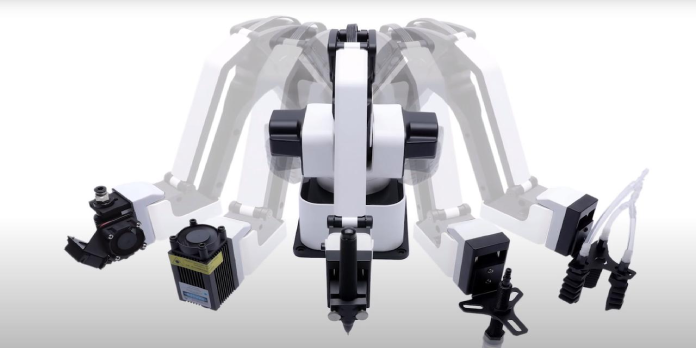This Multi-Functional Robot Was Designed to Lend You a Hand. Literally