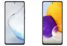 Galaxy Note10 get the new May 2021 firmware update: camera improvements and more