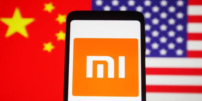 Xiaomi has been taken off the US government's blocklist