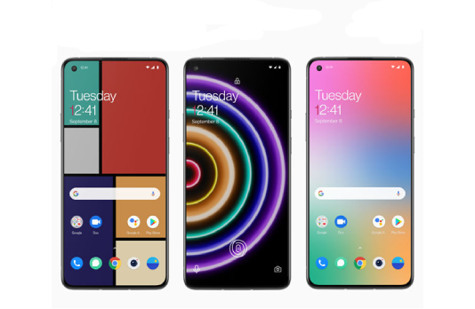 OnePlus has a new wallpaper app that tracks your smartphone usage