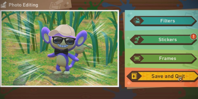 How to Unlock More Frames in Pokémon Snap