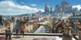 Riot Games announces a Fall 2021 release for its League of Legends Netflix series Arcane