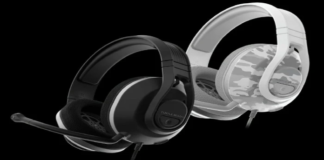 Turtle Beach Recon 500 gaming headset equipped with 60mm Eclipse dual drivers $80