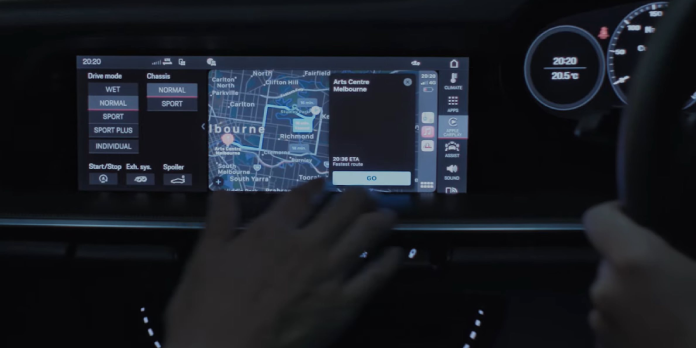 Porsche Launches a New CarPlay App, This Time for Parking