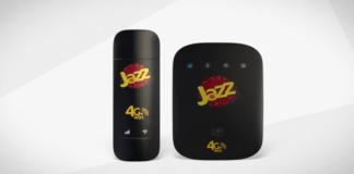 Jazz 4G Login