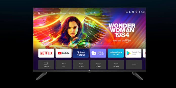 Xiaomi launches 40-inch bezel-free Mi TV 4A Horizon Edition w/ Android TV